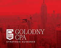 Golodny CPA Stationary Design Project