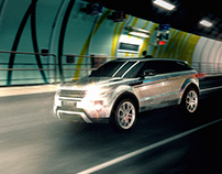 Automotive Render & PostProduction