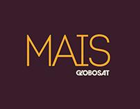 Mais Globosat - Rebrand 2016