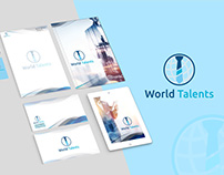 World Talents Corporate Identity