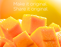 Mangoes Fresh - Social Posts