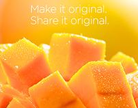 Mangoes Fresh - Social Posts
