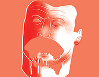 ILLUSTRATIONS - CHARACTERS - STALIN