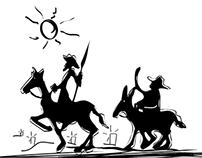 Don Quixote - Illustration