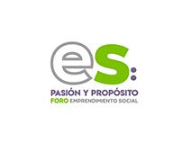 """FORO ES """"Pasión y Propósito"""" 2018"""