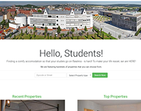 Studierent Rental Website