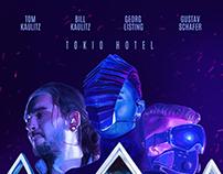 'Dream Machine Tour 2017' | Alternative Poster