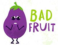 Animated gifs - Bad Fruit