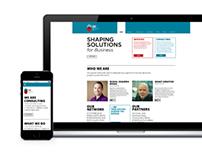 CREATIVE MANAGEMENT website