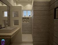 Modern Bath Room Design (20180302)