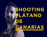 SHOOTING PLÁTANO DE CANARIAS