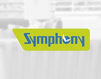 Landing page | Symphony