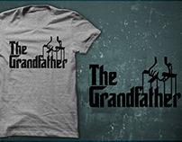 grandfather t shirt