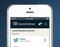 Social Endorser V3