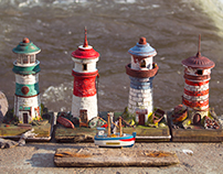 my lighthouses