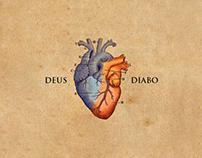 Releitura da capa do CD Õ Blésq Blom da banda Titãs