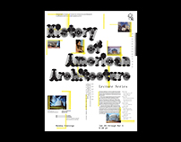History of American Architecture Lecture Series