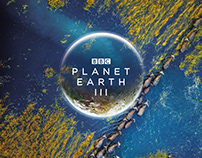 BBC Planet Franchise | Retouch & CGI