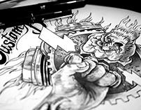 Dyna Custom Battle