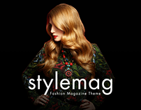 Stylemag - Fashion Magazine WordPress Theme