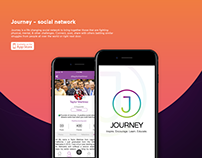 Journey - A positive social network