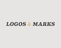 Logos & Marks Vol. 01