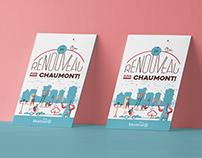 Du renouveau pour Chaumont!