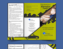 Fuel Solutions Tri-fold Brochure