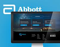 Abbott.com Redesign 2017