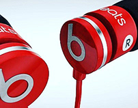 Beats Earbuds, Personal Project