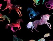 Galaxy Horse Dream