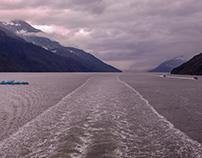 Endicott Arm, Alaska, USA