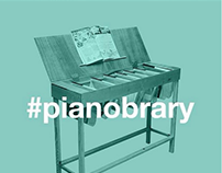 Pianobrary / Open library project