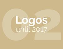 Logos until 2017 – 2/2