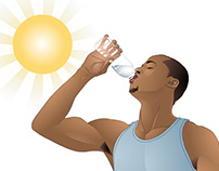"""""""Staying Hydrated"""" Animated Demo Video"""