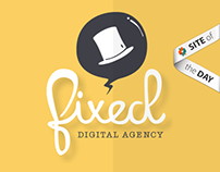 Fixed Digital Agency Brand and Web