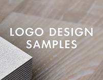 Logo Design Various samples