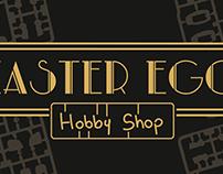 Hobby Shop Logo