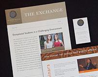 The Murphy Institute Marketing Materials & Website