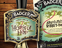 Creating a Seasonal Ale Character for Badger