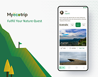 MyEcoTrip - Mobile App for Ecotourism Promotion