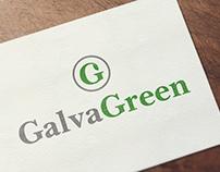 GALVA GREEN LOGO TASARIMI