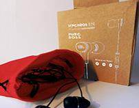JBL in-ear-headphone - Packaging