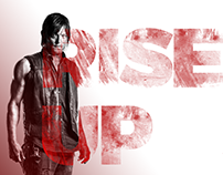 The Walking Dead Character Wallpapers