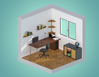 Iso Interior - Office