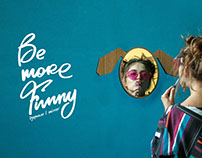 Be more... King/Funny/Serious