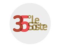 Logotipo 35° Le Soste