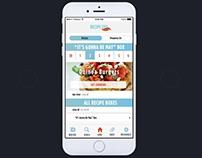 Recipe Fox App