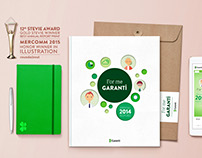 GARANTI BANK ANNUAL REPORT 2014