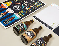 Impía – Beer Branding Project